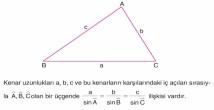Sinüs Teoremi 11. Sınıf
